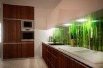 Kuchnia minimalistyczna, wizualizacja 3d