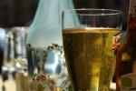szklanka z piwem