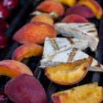 brzoskwinie z grilla